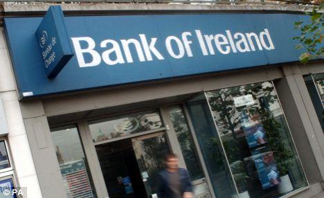 Le FMI et l'UE accordent une aide financière à l'Irlande